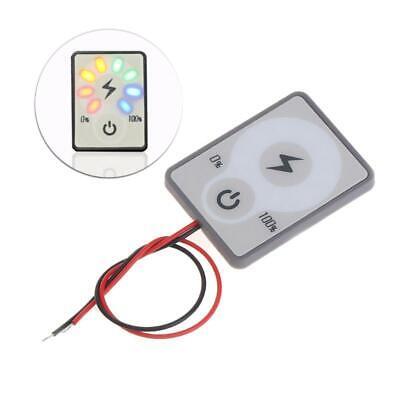 12v 24v Lcd Car Acid Lead Lithium Battery Capacity Indicator Tester Power Meter
