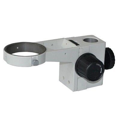 Stereo Microscope Adjustment Focus Arm E Head Holder Ring Arbor Stand Bracket 76