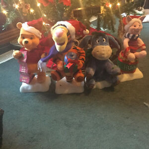 Christmas Winnie The Pooh and friends Kawartha Lakes Peterborough Area image 2