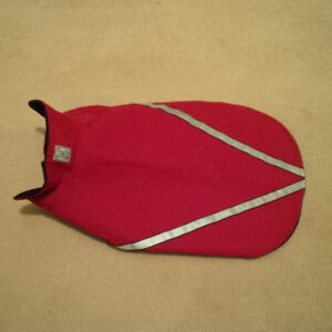 RCPets Red Jacket – Chest size 21 to 24 inches