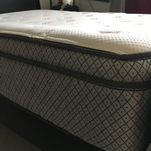 High Quality Queen Mattress and Box Spring