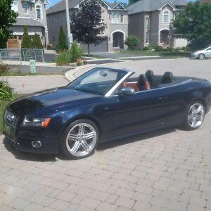 2011 Audi S5 Premium Convertible