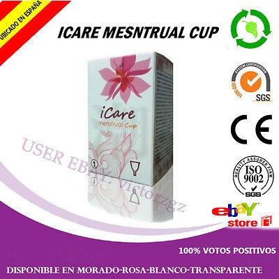 OFFERTA Coppetta mestruale Icare 2014 STOCK (mestrual cup, coppa vaginale)