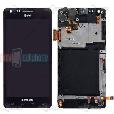 Original Samsung I997 Infuse 4g Lcd Display Touch Screen ...