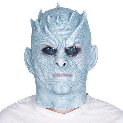 Juego de Tronos Halloween Blanco Vehículo Máscara Zombie NIGHT'S Rey