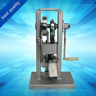 manual pill making punch machine tablet press TDP