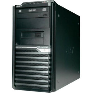 TOWER ACER I5 3.20GHZ 4GB 320GB WIN7 149$