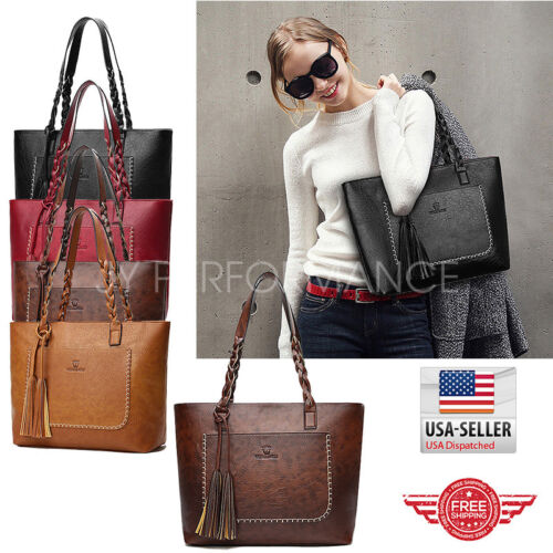 Women Tote Bag for Women Leather Bags Handbag Shoulder Hobo