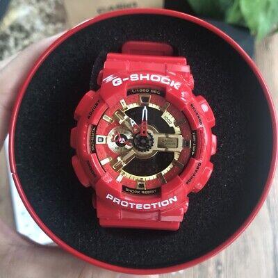 NEW G-Shock Men's Watch Iron Man Special Edition GA110-GB