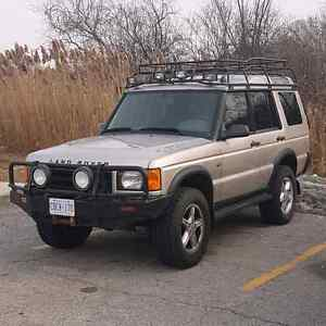 2000 Land Rover Discovery SE7
