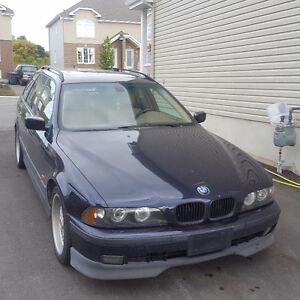 2000 BMW 5-Series M Wagon
