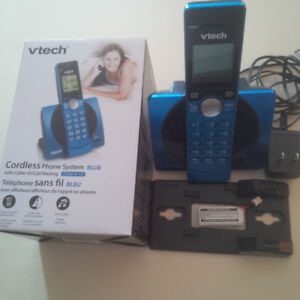Home Phone - Vtech cordless, caller ID, call waiting