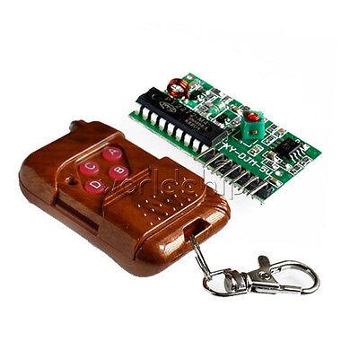 5pcs Ic 22622272 4ch Key 315mhz Wireless Remote Control Receiver Module Arduino