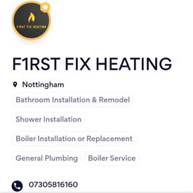 plumbing / gas safety / Boiler repair / radaitor / taps / gas hobs