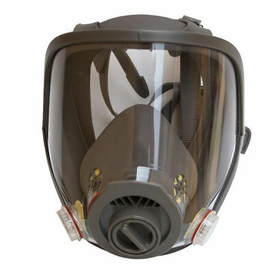 Us Dust Paint Gas Safety Mask 6800 Full Face Facepiece Respirator Painting Spray