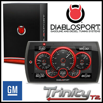 Diablo Sport Trinity 2 Platinum Race Programmer 1999-2016 Silverado / Sierra