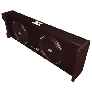 "F150 2009-2013 SUBWOOFER MTX Thunder Pro2 10"" Dual Loaded"