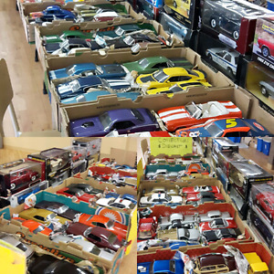 We buy diecast collection car truck tractor
