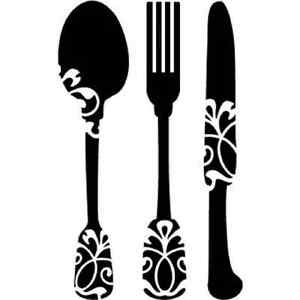 stickers d co autocollants vinyle adh sifs muraux cuisine ebay. Black Bedroom Furniture Sets. Home Design Ideas