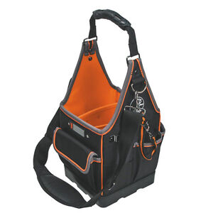 Klein Tools: Tradesman Pro 8'' Tote (Electrical Tools Pouch)