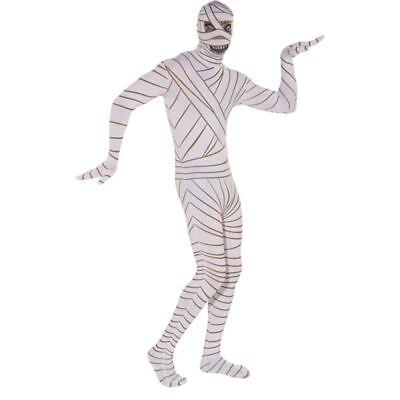 Rub - 2nd Skin Ganzkörper Stretch Overall Mumie für Erwachsene
