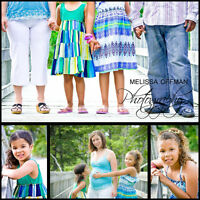 Family, Children, Engagement & Wedding Photography!