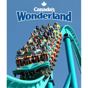 Canada's Wonderland tickets wanted