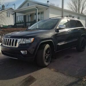 Jeep Grand Cherokee 2011 Limited V8 5.7L HEMI