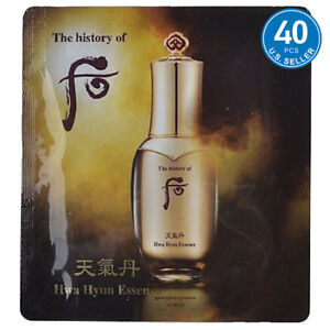 The History of Whoo Cheongidan Hwa hyun Essence 1ml x 40pcs (40ml) Anti-Aging