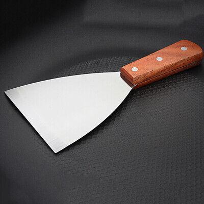 Spachtel BBQ Backen Werkzeug Grill Kuchen Steaks Kochen Edelstahl Langlebig