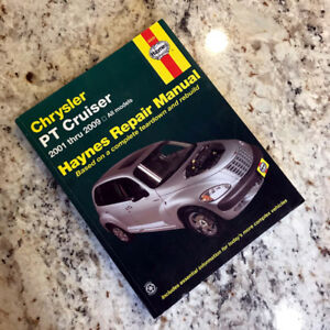 Haynes PT Cruiser Repair Manual