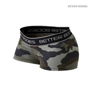 Better Bodies Fitness hotpant-green camo