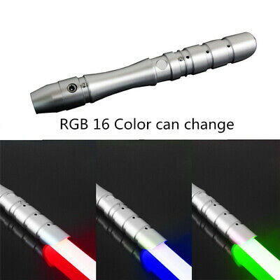 Star Wars Lightsaber Sword Light Fx Effect RGB16 Colors Hilt Force Jedi -