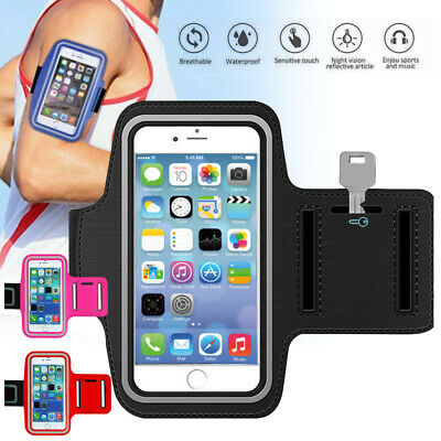 Running Sports Armband Strap Bag HandyHülle Case Cover Für Apple iPhones XR X 6S Armband Case Cover