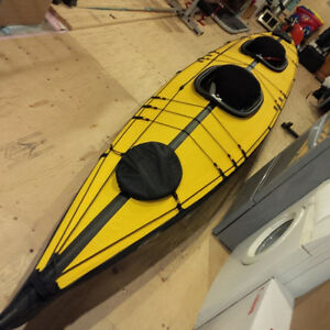 Feathercraft K2 Tandem Expedition Kayak - never used