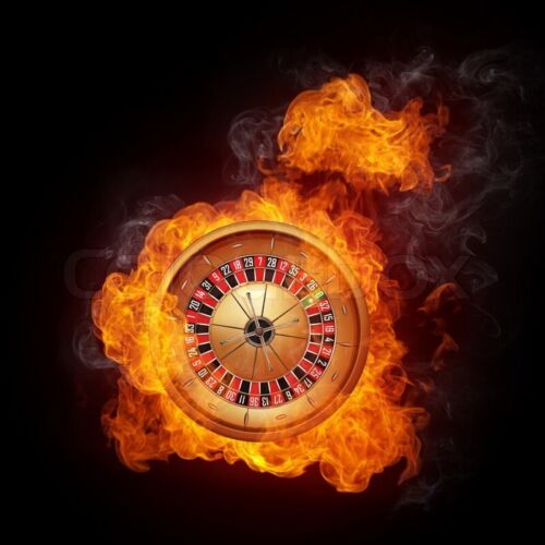 2019 Flaming Gold Roulette System No Progression Flat Bet System - Guranteed Win