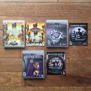 Playstation 3 PS3 - Saint's Row