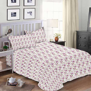 Bed Sheet Sets-100% Real Cotton-Not Micro Fiber-New Designs Kitchener / Waterloo Kitchener Area image 8