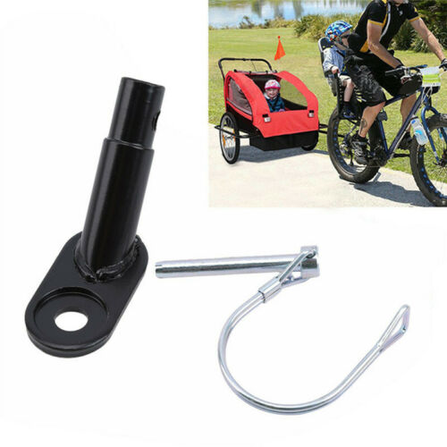 Trailer Hitch Coupler Angled Elbow Replaces Outdoor Bike Bicycle Traction InStep