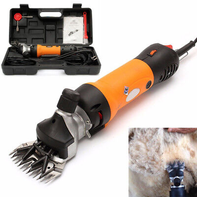 Helpful 690w 220v Electric Shears Shearing Clipper Animal Sheep Goat Machine