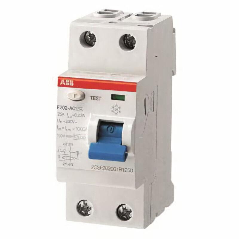 F202A-40-0.3, ABB, Residual Current Circuit Break 2Csf202101R3400