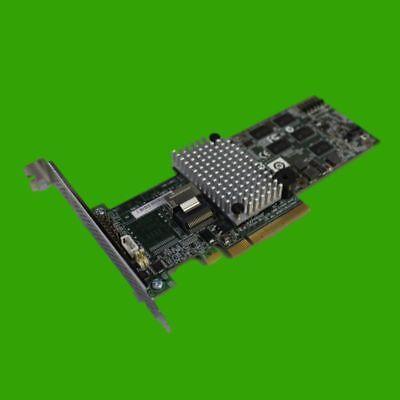LSI Logic 4 Port SATA / SAS Raid Controller L3-25121-86C PCIe x8 500605B