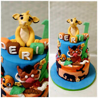 custom cakes for any occasions