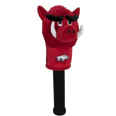 - ARKANSAS RAZORBACKS TUSK MASCOT SOCK HEADCOVER NEW