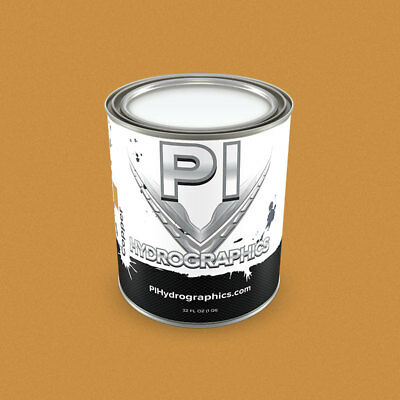 Pi Hydrographic Metallic Copper Water Based Paint Quart Hydro Dipping Paint