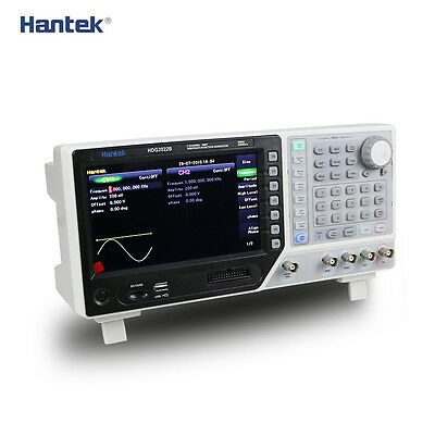 Dds Function Signal Arbitrary Waveform Generator Hdg2022b 2ch 20mhz 250msas