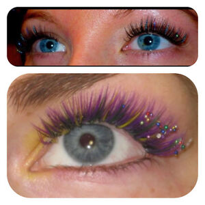 Promotions:all types Eyelash extensions,keratin lift West Island Greater Montréal image 4