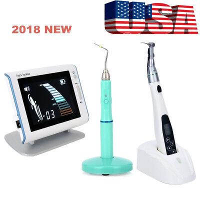 Dental Obturation System Endo Heated Pen Woodpecker Apex Locator Endo Motor
