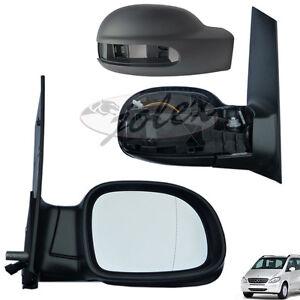 Außenspiegel Spiegel elektrisch verstellbar heizbar rechts Mercedes Viano W639