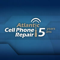 For Cell Phone Repair, The Choice is Clear !  Samsung Warranty!